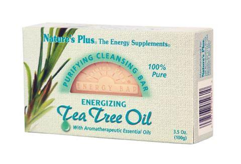 Nature's Plus Tea Tree Oil Soap 100gr