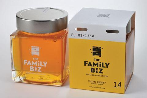 Organic Thyme Honey, 250gr