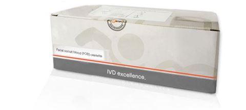 Bioplus FOB Test Αιμοσφαιρίνης στα Κόπρανα Συσκευασία των 20 Τεστ