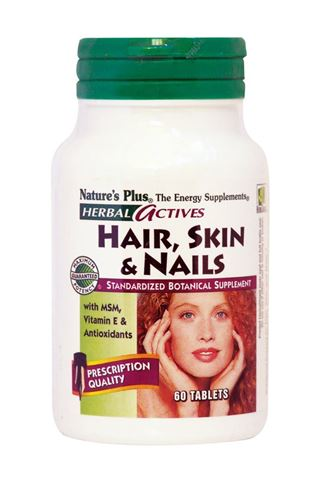 Nature's Plus Hair Skin and Nails 60 Ταμπλέτες