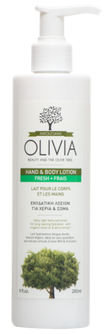 Olivia Hand & Body Lotion 265ml