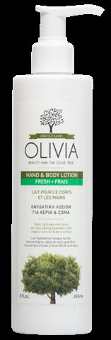 Olivia Hand & Body Lotion 265ml