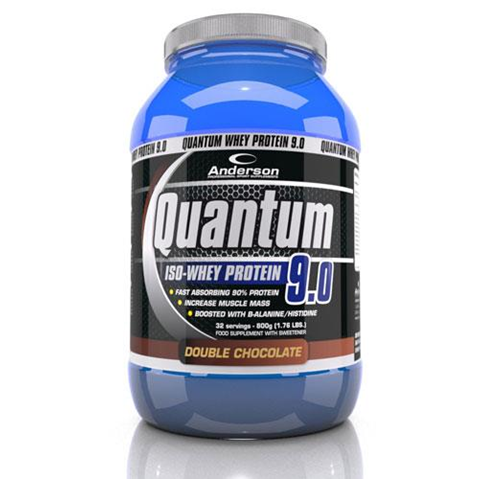 Anderson Quantum 9.0 Double Chocolate 800gr