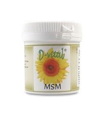 Metapharm D-Vital MSM 30 Κάψουλες