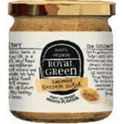 Royal Green Οργανική Ζάχαρη από Άνθος Καρύδας 200 gr