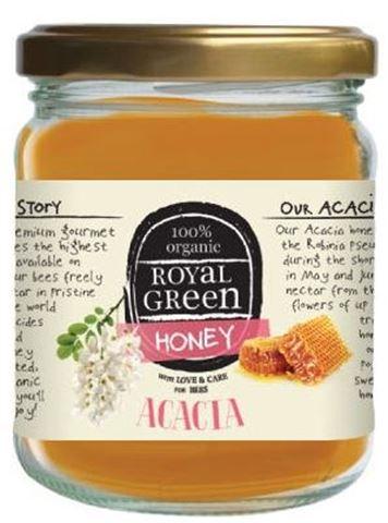 Royal Green Βιολογικό Μέλι Ακακίας (Acacia) 250 gr