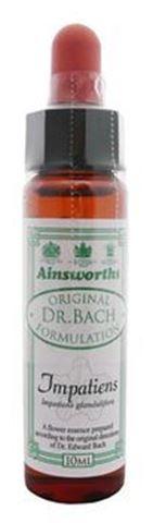 AM Health Impatiens  - Ανθοίαμα Bach από την Ainsworths 10ml
