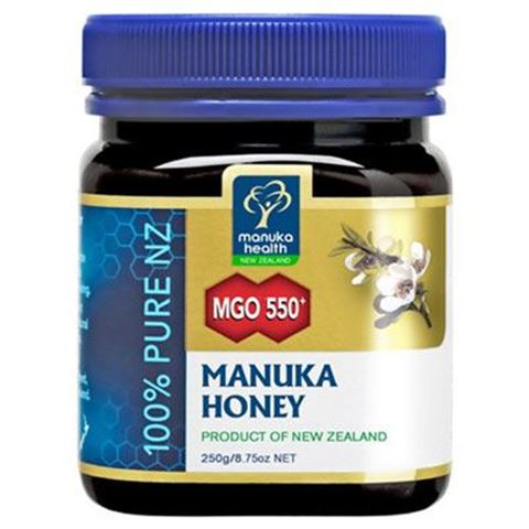 Manuka Health MGO™550+ Manuka Honey 250 gr