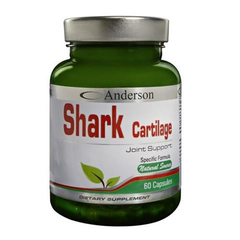 Anderson Shark Cartilage 60 Κάψουλες