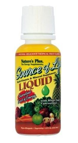 Nature's Plus Source Of Life liquid 887ml