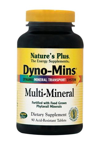 Nature's Plus Dyno-Mins Multi-Mineral 90 Ταμπλέτες