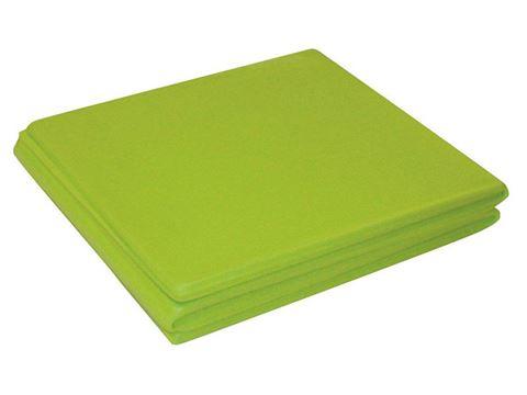 Αναδιπλούμενο Στρώμα γυμναστικής 10-432-026 MAT 110 TOORX, Πράσινο, 110 x 48 x 0,5 cm