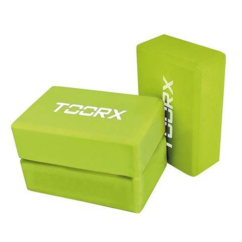 Μπρικ Yoga TOORX 10-432-038 Lime green
