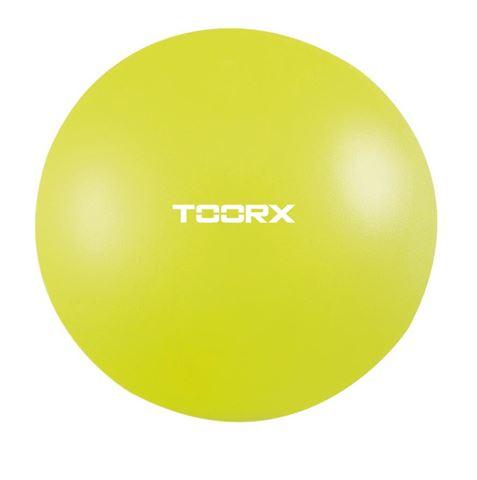 Μπάλα Yoga TOORX 10-432-059 Lime green, 25cm