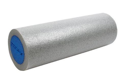 Κύλινδρος ισορροπίας Foam roller, 10-432-124, Ασημί / Μπλε