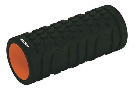 Κύλινδρος ισορροπίας Foam roller black TOORX, Μαυρο, 33x14cm, 10-432-113