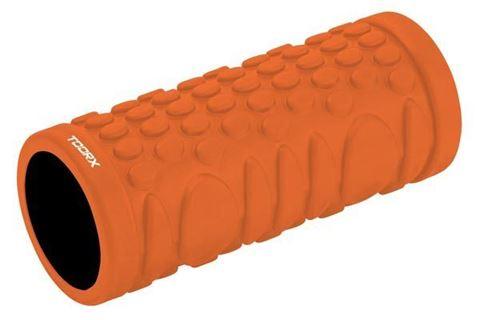 Κύλινδρος ισορροπίας Foam Roller Πορτοκαλί TOORX, 33x14cm, 10-432-114