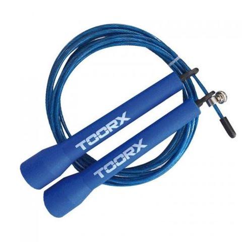 Σχοινάκι Γυμναστικής Συρματόσχοινο TOORX, Μπλε, 10-432-161