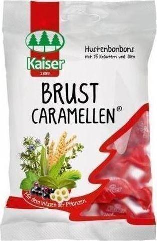 Kaiser Καραμέλες Λαιμού Brust 75gr
