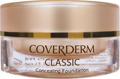 Coverderm Concealing Foundation SPF30 No5A 15ml