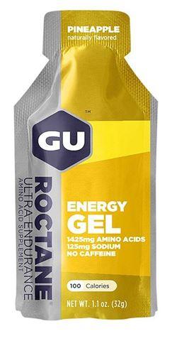 Ενεργειακό gel GU ROCTANE - Γεύση Ανανάς (Pineapple) - χωρίς καφεΐνη, 32gr