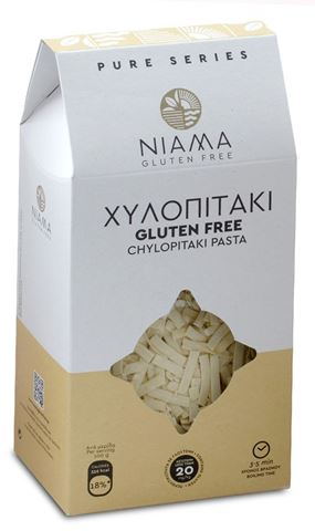 Niama Pure Gluten Free Χυλοπιτάκι 400γρ