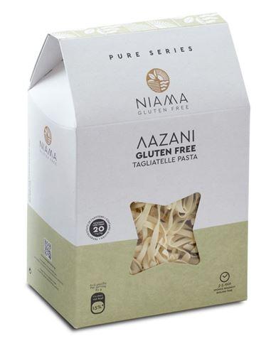 Niama Pure Gluten Free Λαζάνια 250γρ
