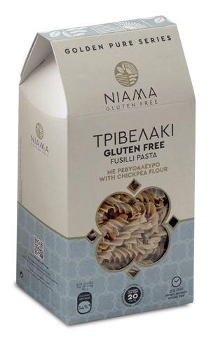 Niama Pure Gluten Free Τριβελάκι με Ρεβυθάλευρο 250γρ