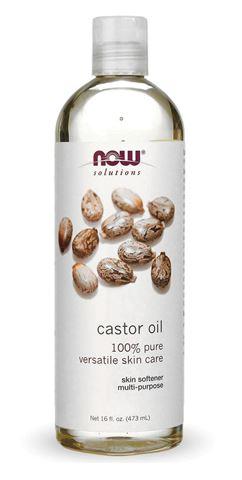 Now Foods Castor Oil 473ml