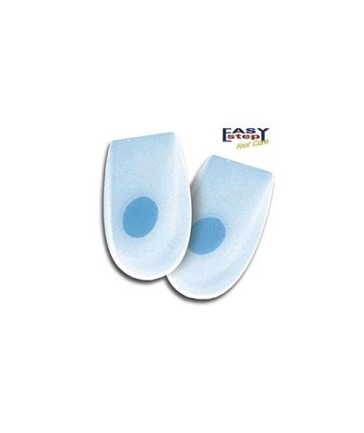 Easy Step Foot Care Υποπτέρνια Σιλικόνης Heel Cups Large/ Extra Large 17251