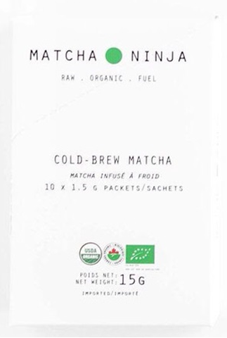 Matcha Ninja Αντιοξειδωτικό Πράσινο Τσάι 10x1.5gr