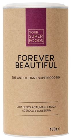 Your Superfoods Forever Beautiful 150gr