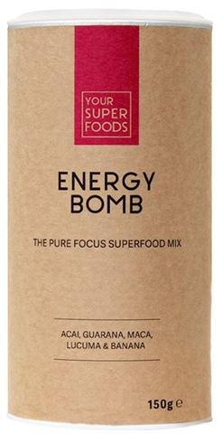 Your Superfoods Energy Bomb 150gr