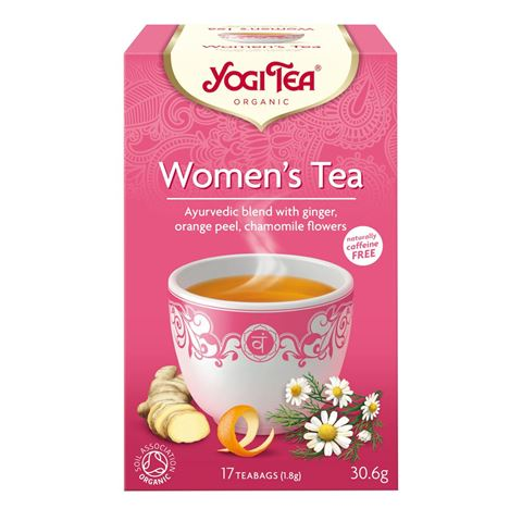 Yogi Tea Women's Το Τσάι Της Γυναίκας 30.6gr