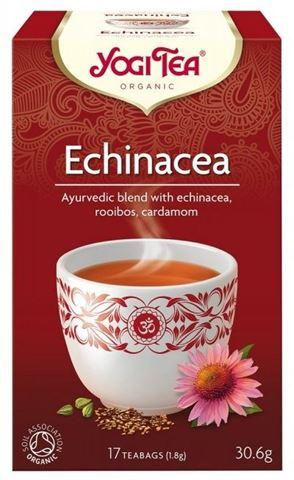 Yogi Tea Echinacea Για Το Ανοσοποιητικό 30.6gr