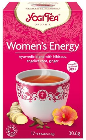 Yogi Tea Women's Energy 30,6gr