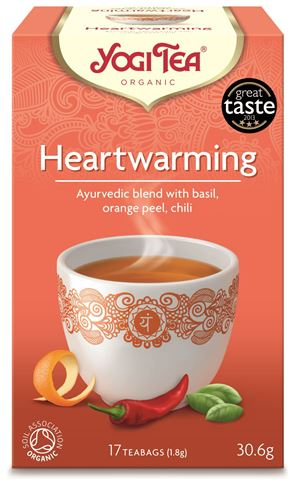 Yogi Tea Heartwarming 30,6gr