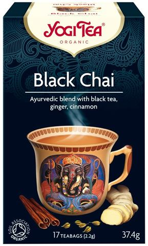 Yogi Tea Black Tea Μαύρο Τσάι 37,4gr