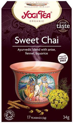 Yogi Tea Sweet Tea Γλυκό Τσάι 34gr