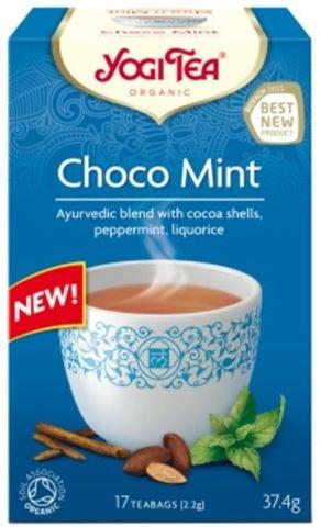 Yogi Tea Choco Mint 37.4gr