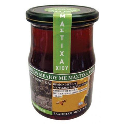 Μέλι ανθέων με Mαστίχα Χίου 720gr