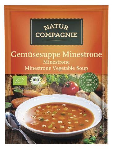 Natur Compagnie Σούπα Mινεστρόνε 50gr