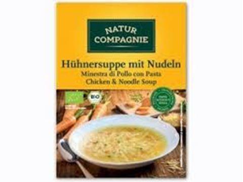 Natur Compagnie Σούπα Κοτόπουλο με Noodles 50gr