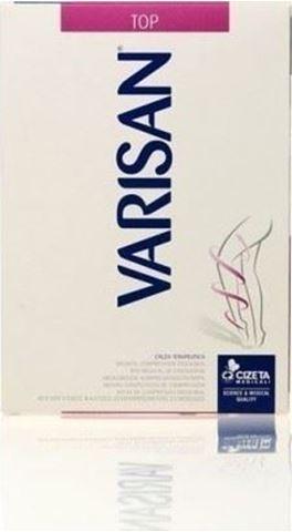Varisan Top Ριζομηρίου Ccl2 Ανοιχτά Δάχτυλα - Μαύρες με Σιλικόνη, Μέγεθος 3, 23-32mm