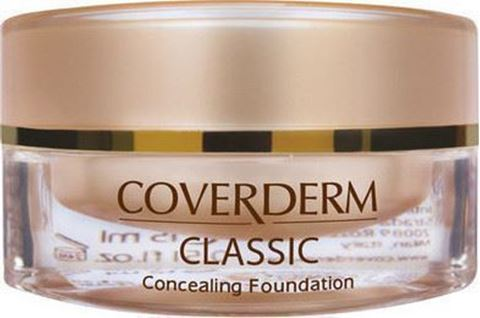Coverderm Concealing Foundation SPF30 No3A, 15ml