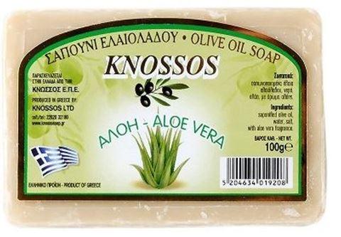 Knossos Ελαιοσάπουνο Αloe Vera 100gr