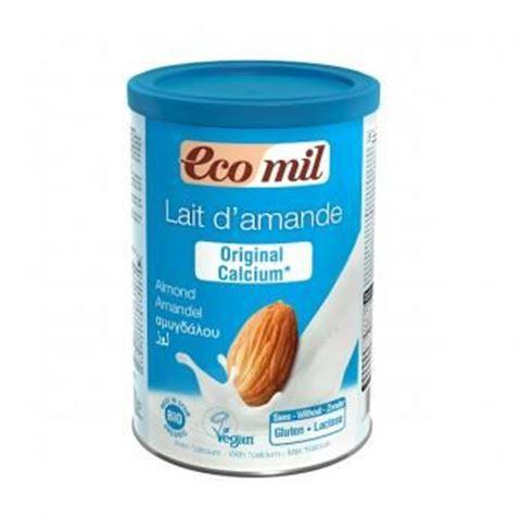 Ecomil Γάλα Αμυγδάλου σε Σκόνη με Ασβέστιο (από Θαλασσινά Φύκια), 400gr