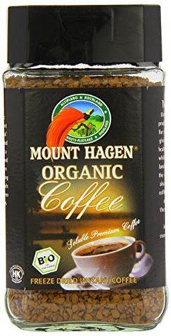 Mount Hagen Καφές Στιγμιαίος BIO 100gr