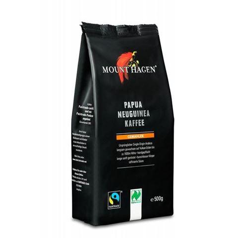 Mount Hagen Καφές Φίλτρου Παπούα BIO 500gr