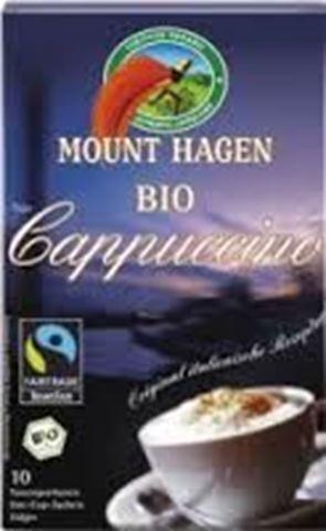 Mount Hagen Καφές Cappuccinο BIO  125gr